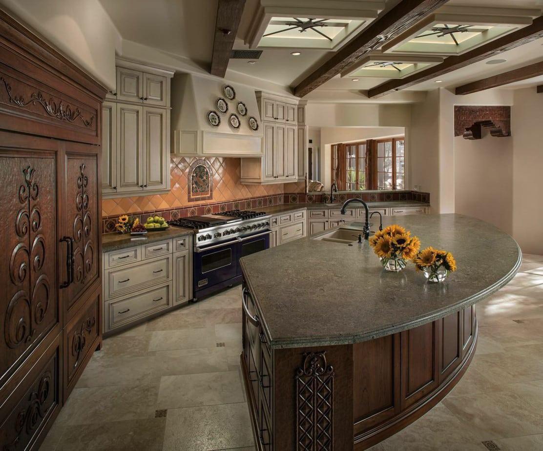 landmark west builder scottsdale kitchen